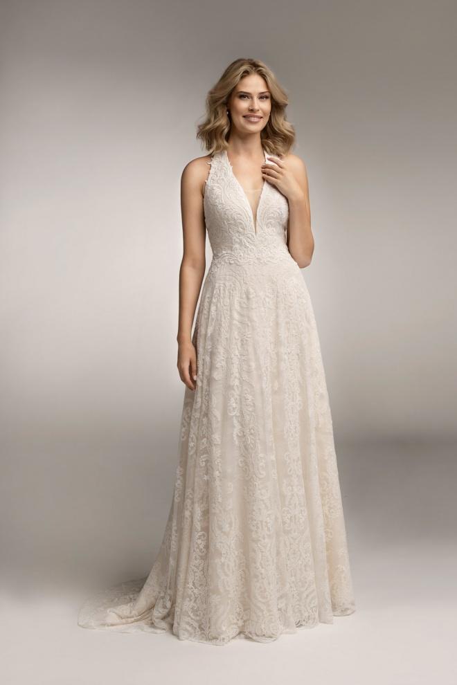 Suknia ślubna TO-931T Agnes