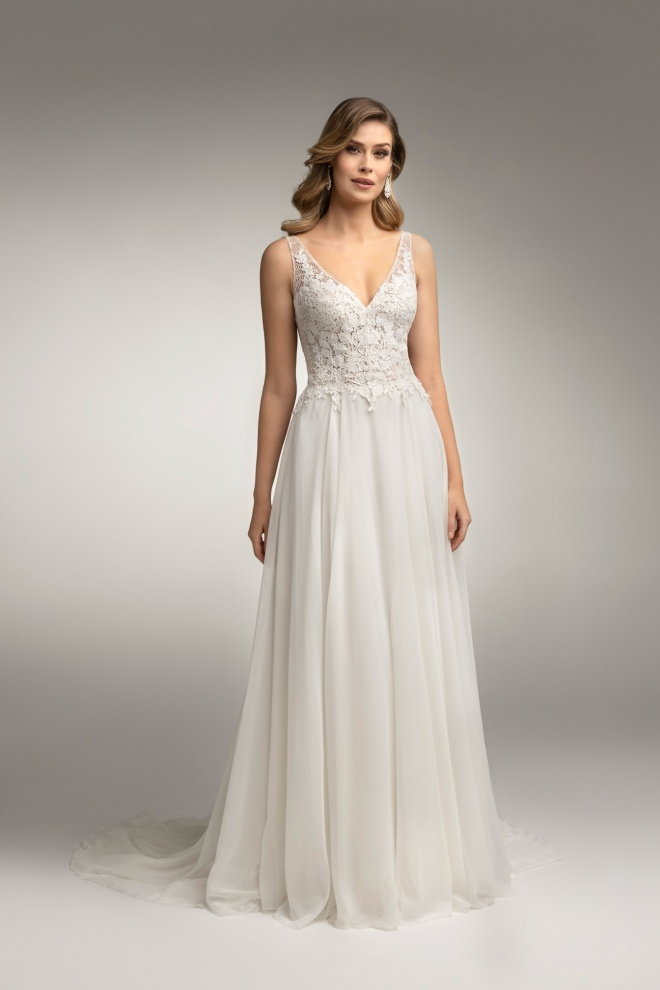 wedding dress TO-934T The One 2020