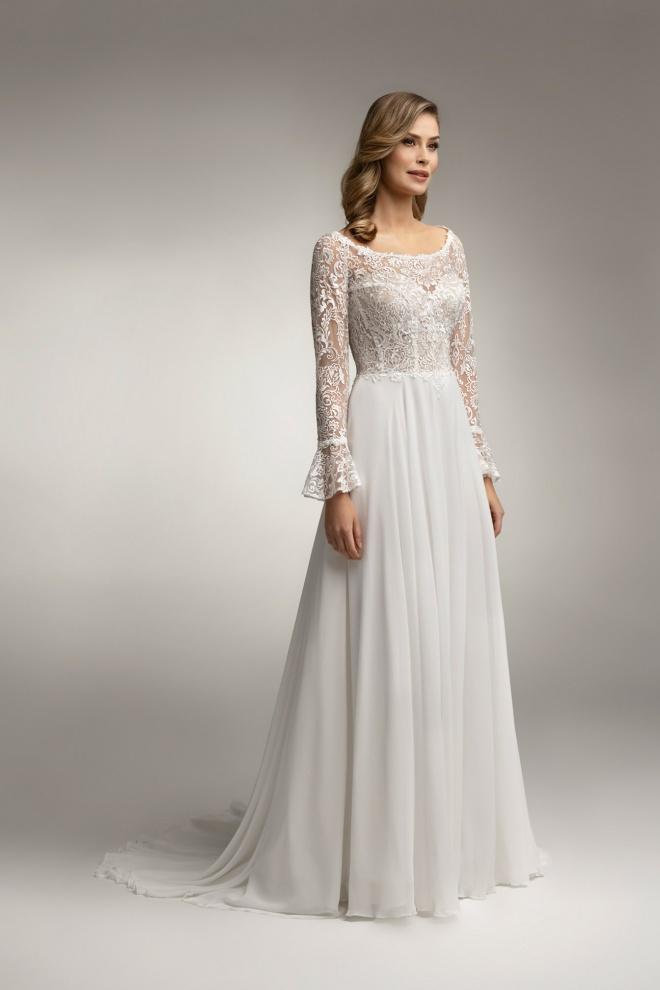 Suknia ślubna TO-944T Agnes