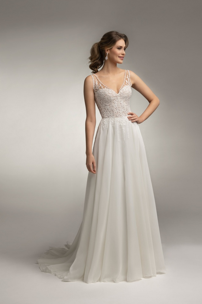 wedding dress TO-945T The One 2020