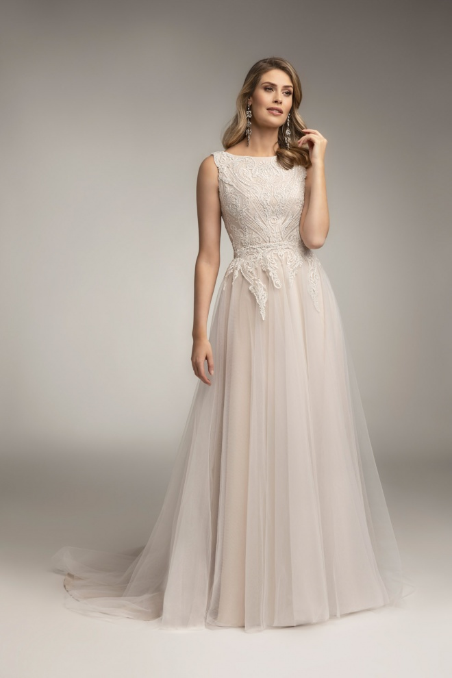wedding dress TO-955 SC-10T The One 2020