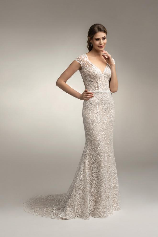 Suknia ślubna TO-958T Agnes