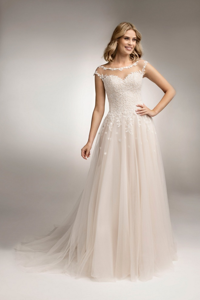 wedding dress TO-969T The One 2020