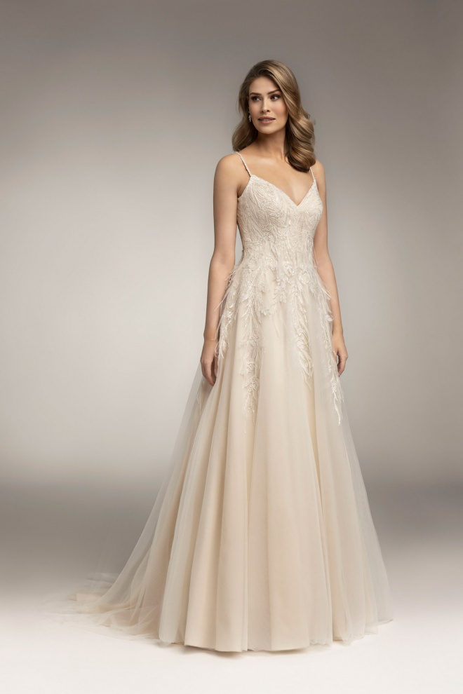 wedding dress TO-978T The One 2020