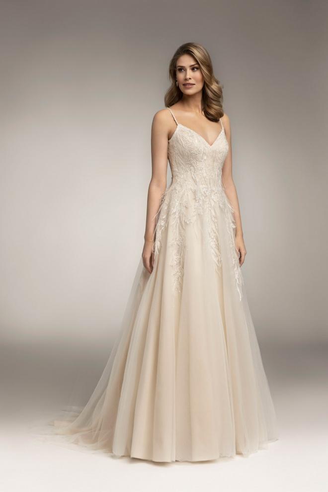 Suknia ślubna TO-978T Agnes