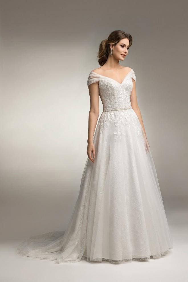 wedding dress TO-979T Wyprzedaż