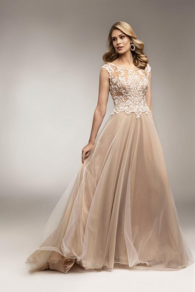 wedding dress TO-980T The One 2020
