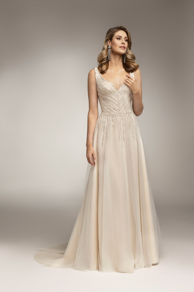 wedding dress TO-986T The One 2020