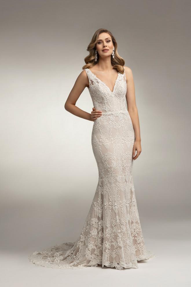 Suknia ślubna TO-988T Agnes