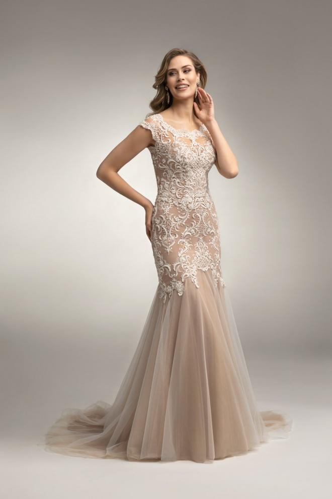 Suknia ślubna TO-993T Agnes