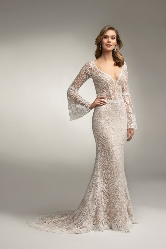 wedding dress TO-999T The One 2020