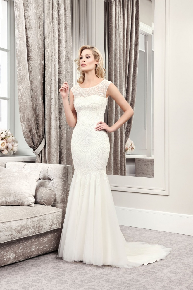 wedding dress TO-738T The One 2018