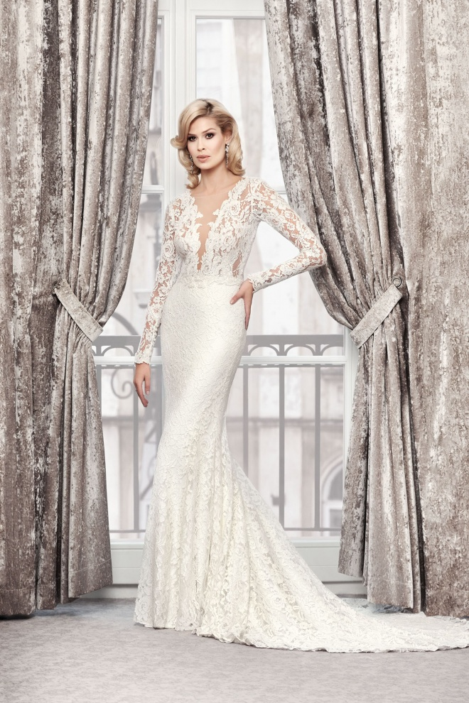 wedding dress TO-702T The One 2018