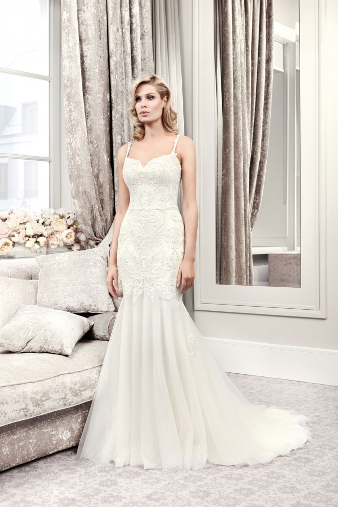 wedding dress TO-703T The One 2018