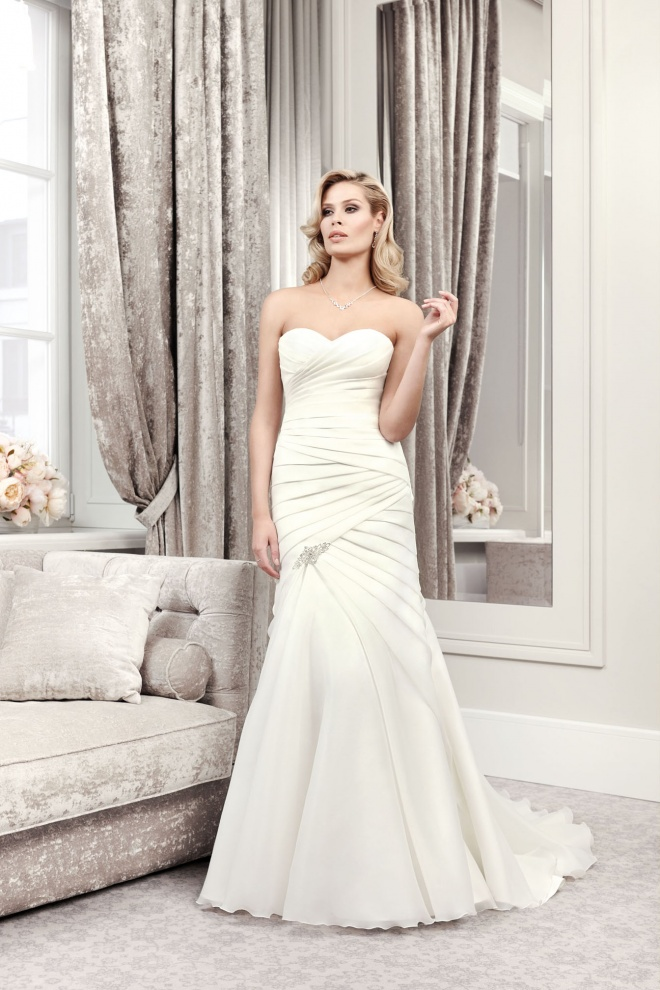 wedding dress TO-705T The One 2018