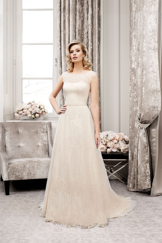 wedding dress TO-706T The One 2018