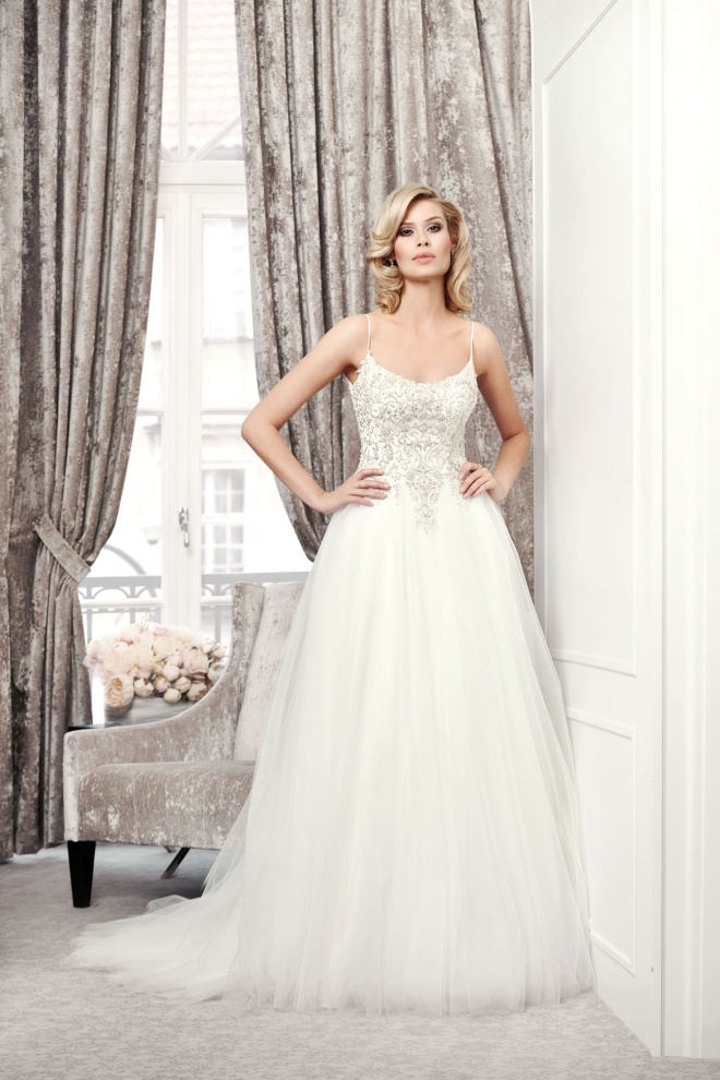 wedding dress The One 2018 TO-707T