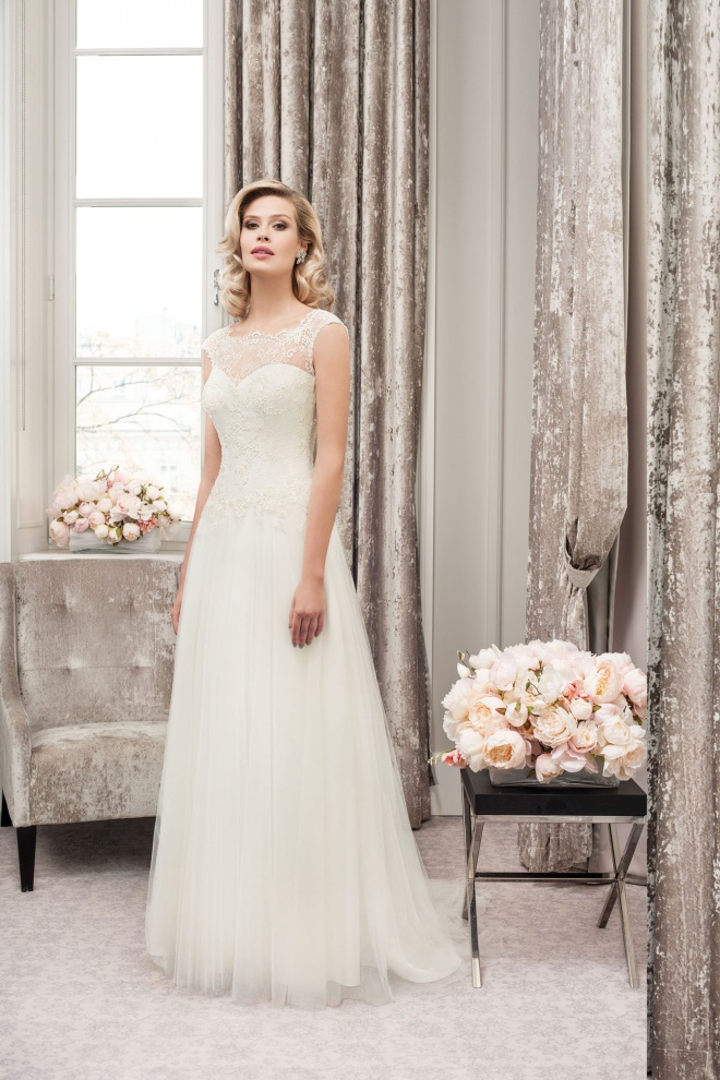 wedding dress TO-708T The One 2018
