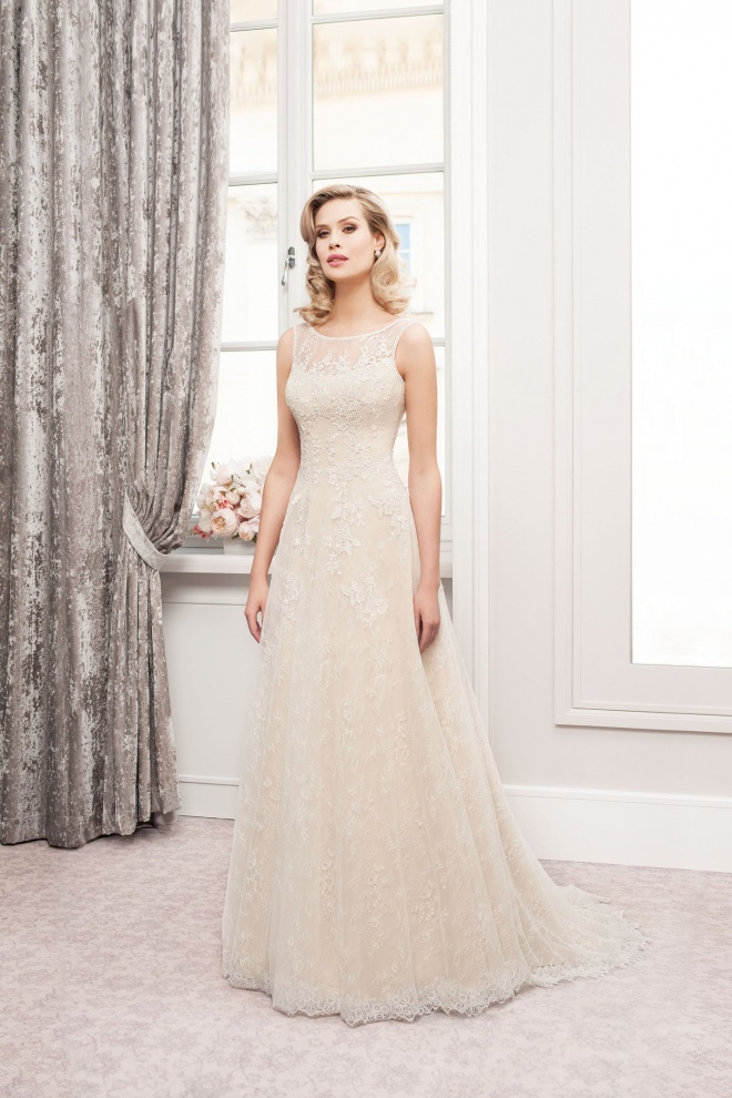 wedding dress TO-709T The One 2018