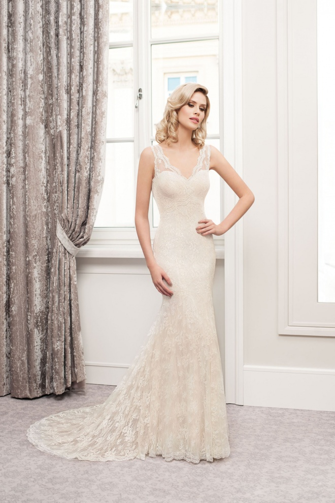 wedding dress TO-710T The One 2018