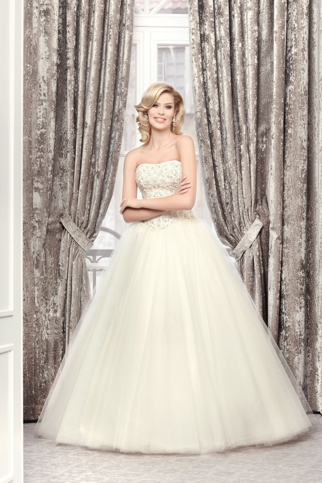 wedding dress TO-711 The One 2018