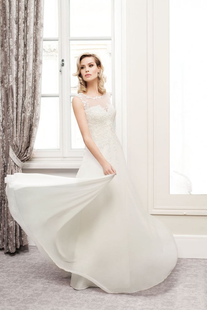 wedding dress TO-712 The One 2018
