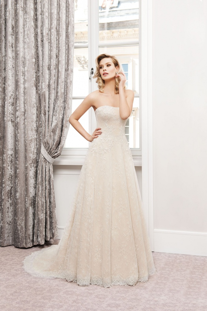 wedding dress TO-713T The One 2018