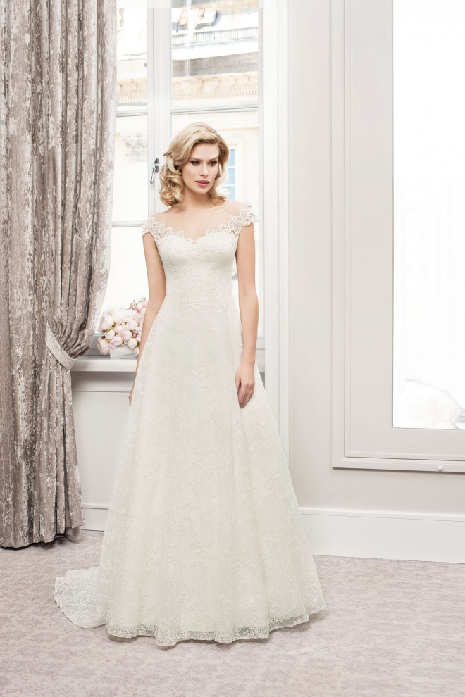 wedding dress TO-714T The One 2018