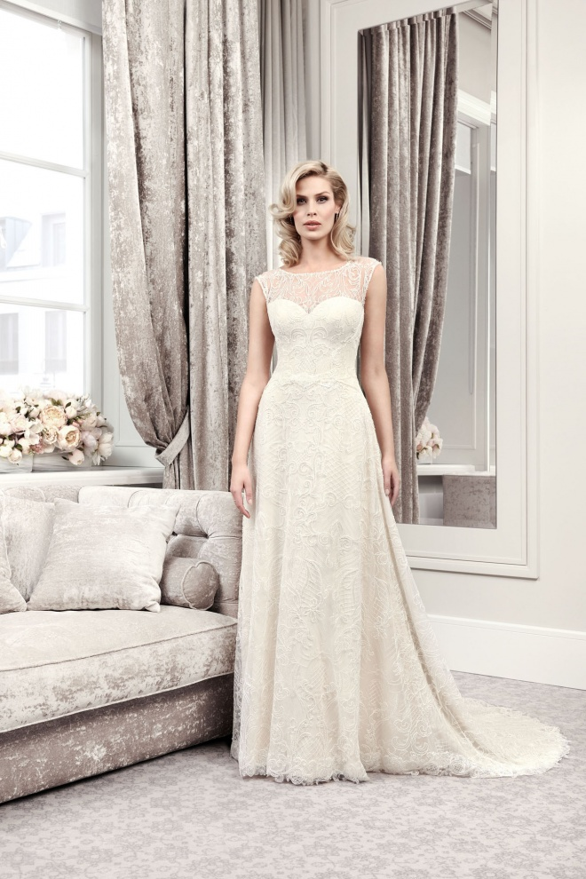 wedding dress TO-715T The One 2018