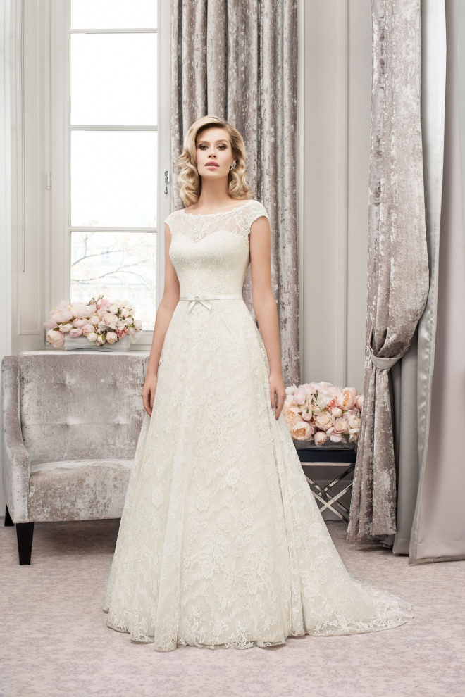 wedding dress TO-716T The One 2018