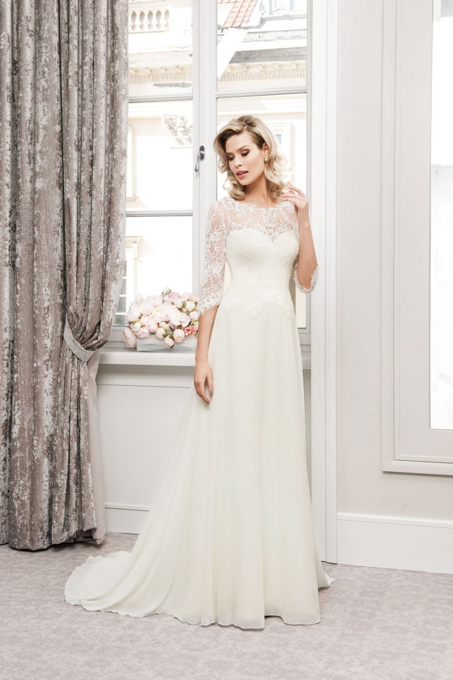wedding dress TO-717T The One 2018