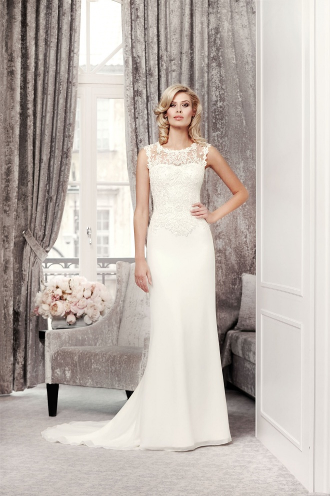 wedding dress TO-724T The One 2018