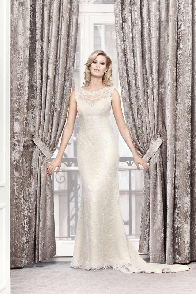 wedding dress TO-725T The One 2018