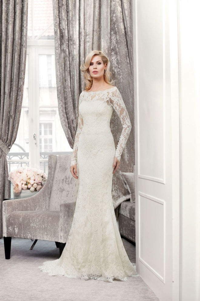wedding dress TO-728TAB The One 2018
