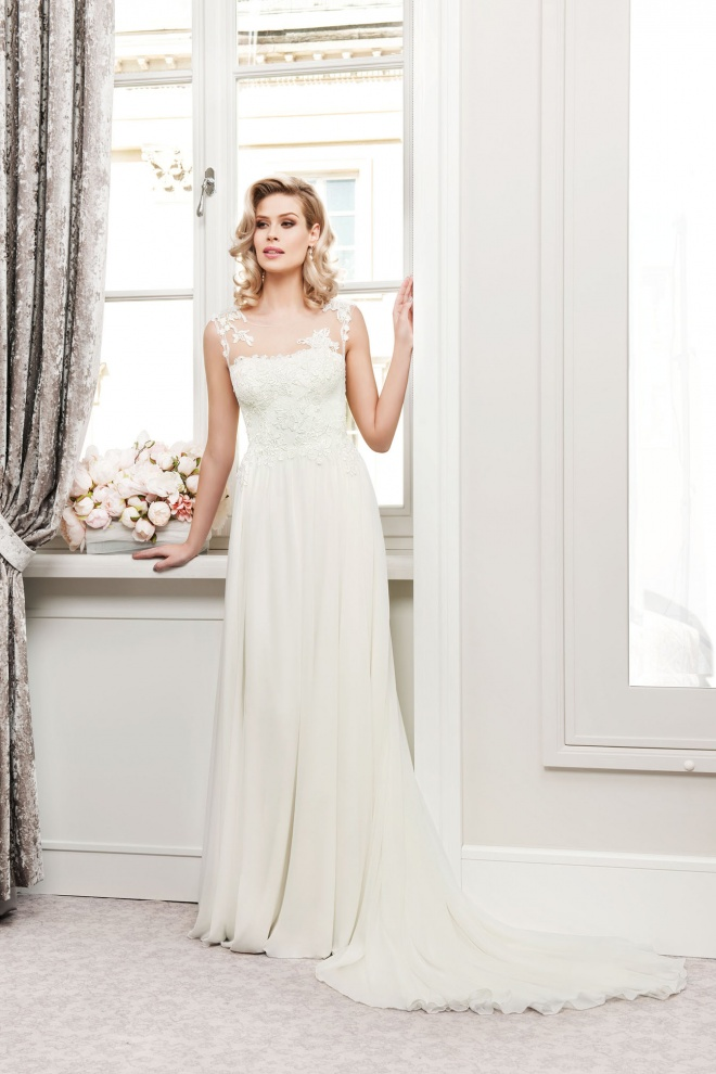 wedding dress TO-737T The One 2018