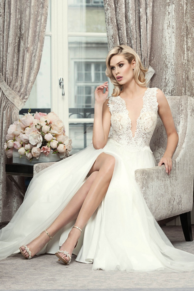 wedding dress TO-739T The One 2018