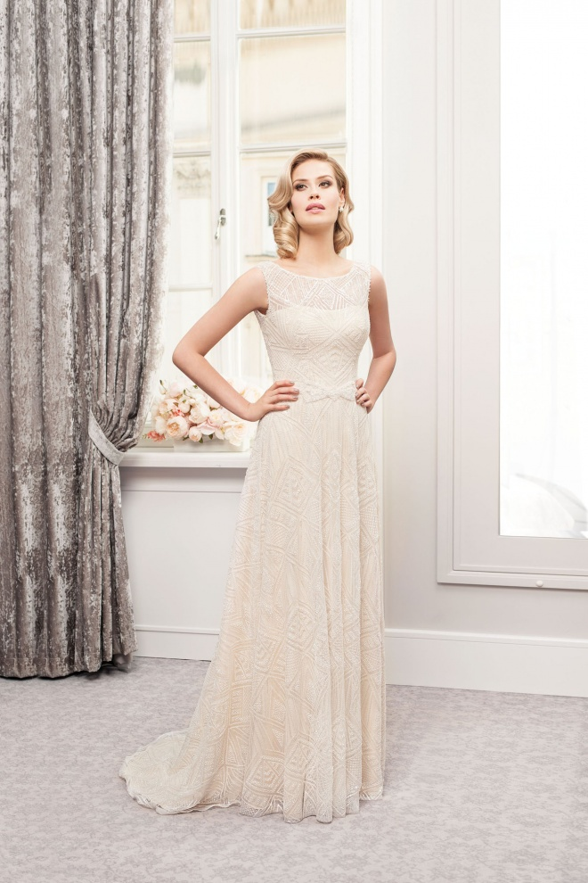 wedding dress TO-740T The One 2018