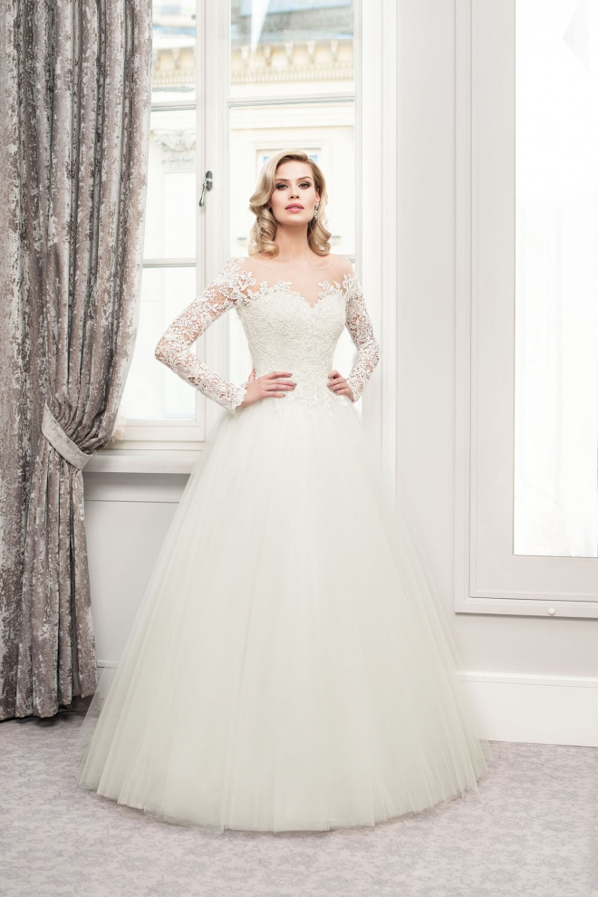 wedding dress TO-741 The One 2018