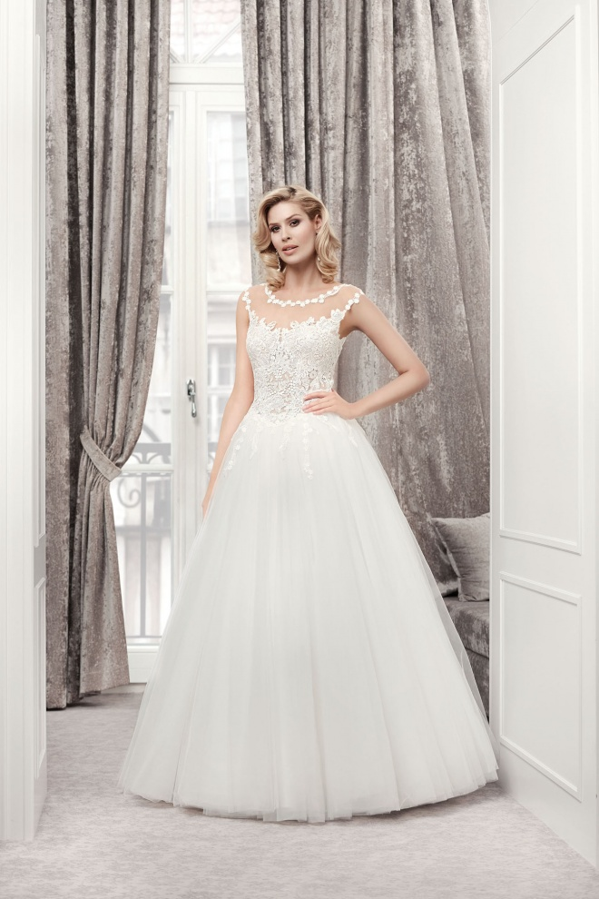 wedding dress The One 2018 TO-742
