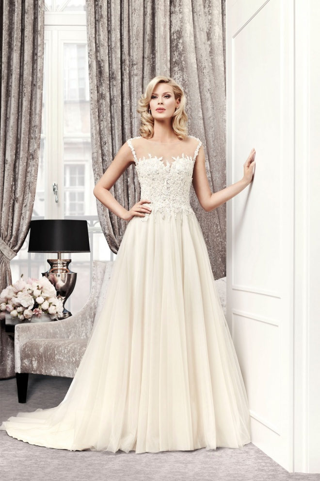 wedding dress TO-743T The One 2018