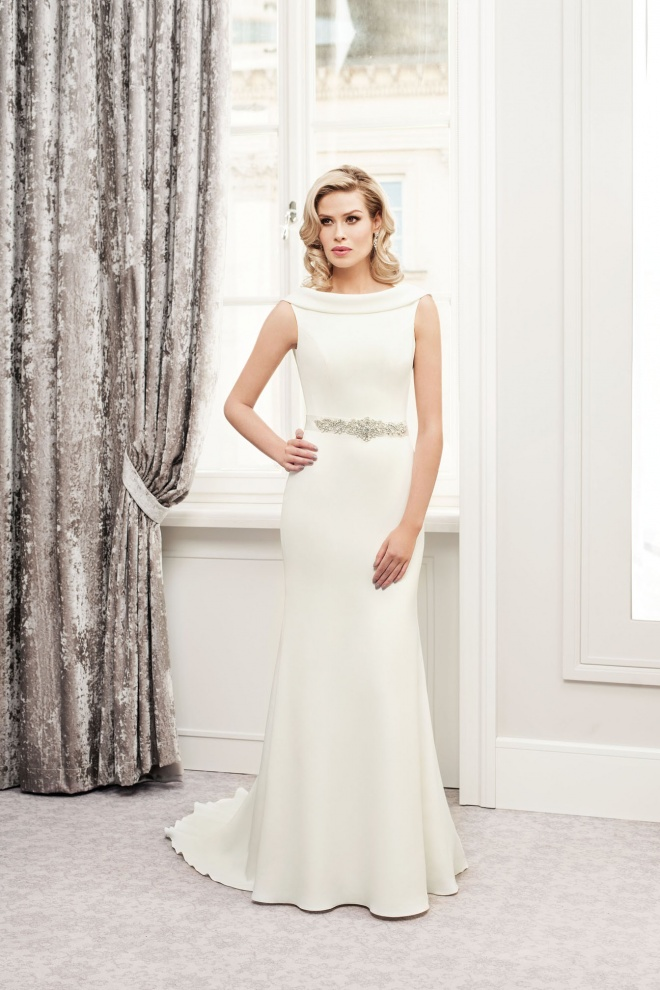 wedding dress TO-746T The One 2018