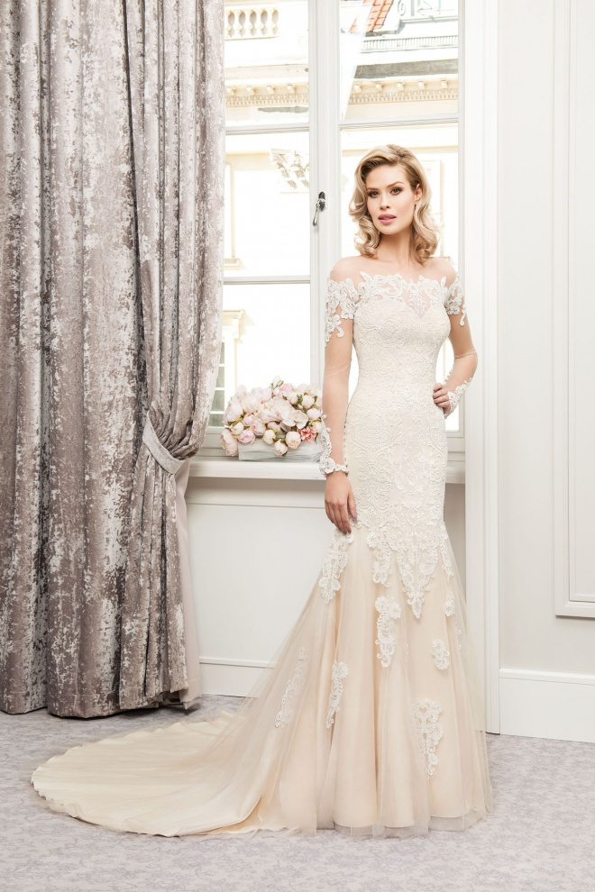 wedding dress TO-750T The One 2018