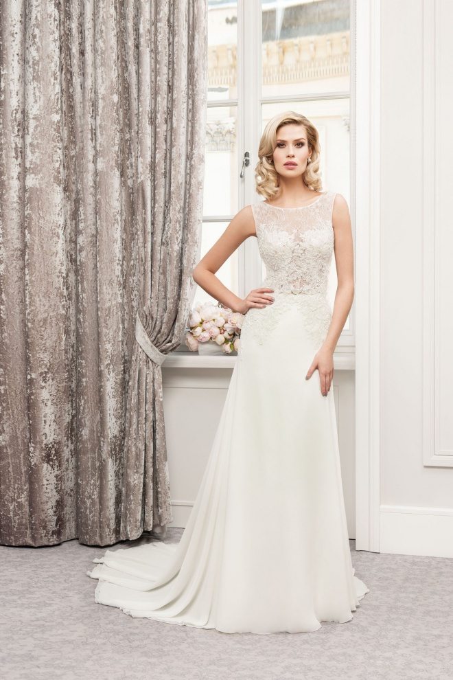 wedding dress TO-751T The One 2018