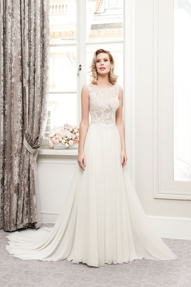 wedding dress TO-752T The One 2018