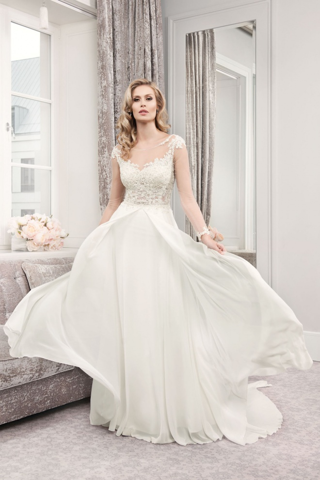 wedding dress TO-756 The One 2018