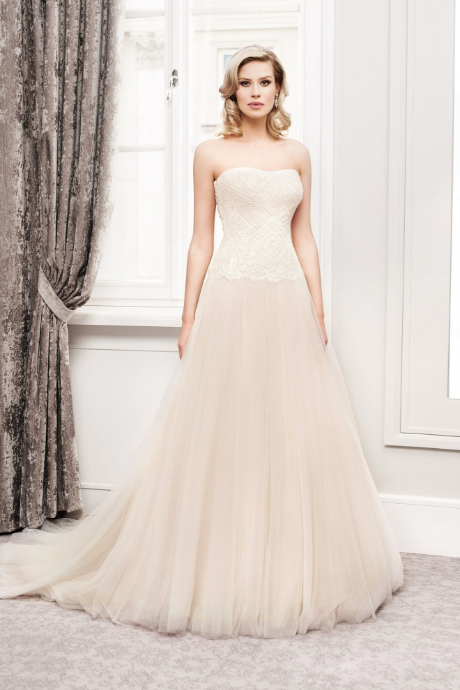 wedding dress TO-760T The One 2018