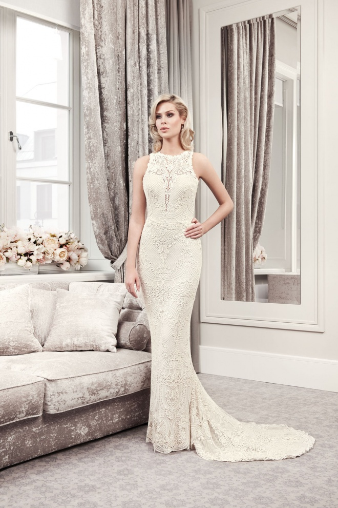 wedding dress TO-762T The One 2018