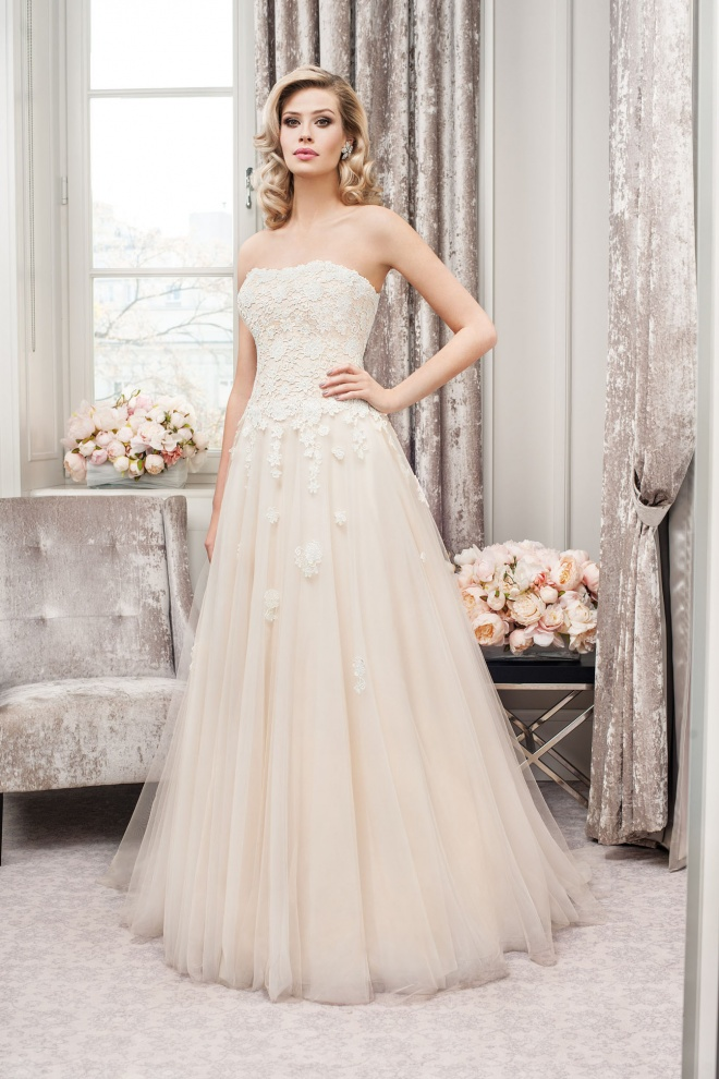 wedding dress TO-763T The One 2018