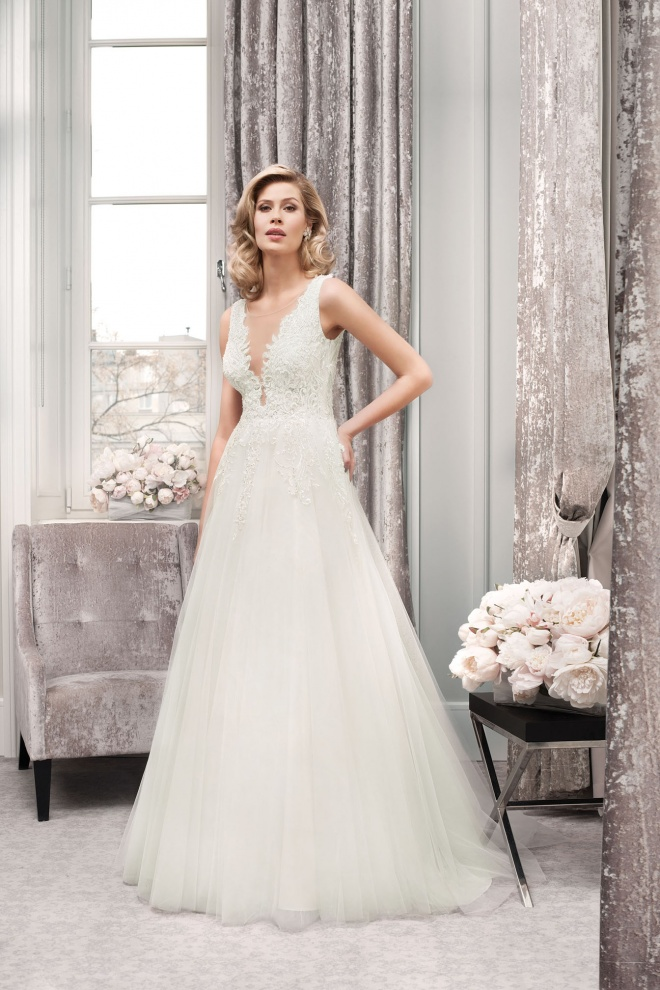 wedding dress TO-786T The One 2018