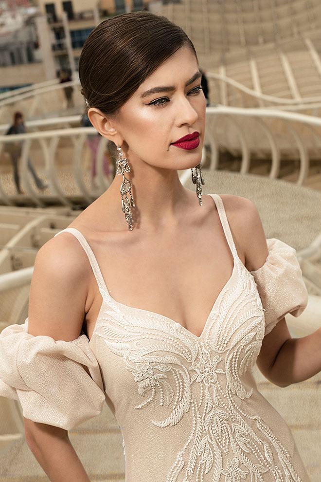 Suknia ślubna z kolekcji The One Exclusive 2021